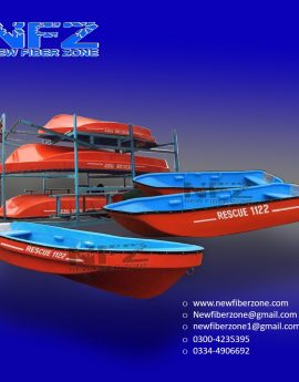 Fiber Glass rescue boats and utility boats