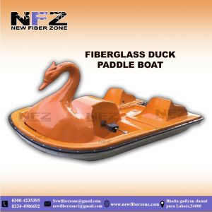 2 seater duck paddle boat