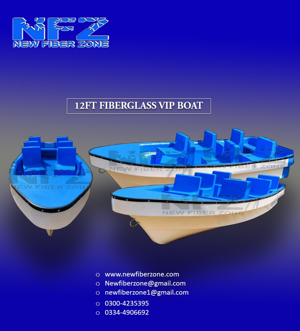 Boat manufacturers in Pakistan