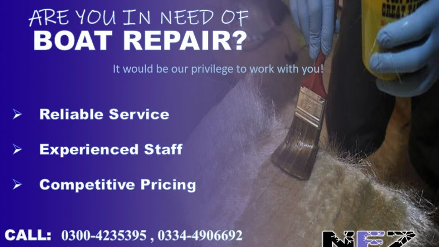 How Boat repair can save your money?