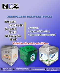 delivery boxes in pakistan